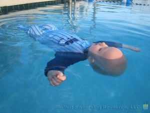 ISR Fort Wayne teaches your child how to swim